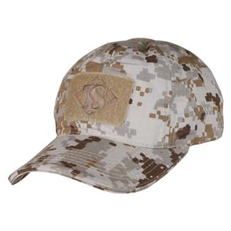 TRU-SPEC Poly / Cotton Contractor's Cap Desert Digital