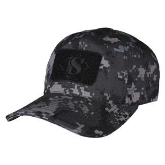 Tru-Spec Poly / Cotton Contractor's Cap Midnight Navy