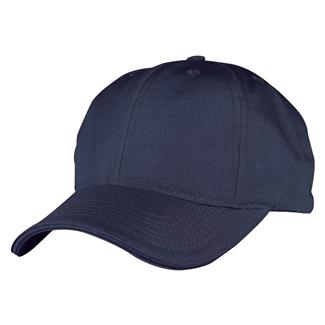 Tru-Spec Poly / Cotton Ripstop Cap Navy