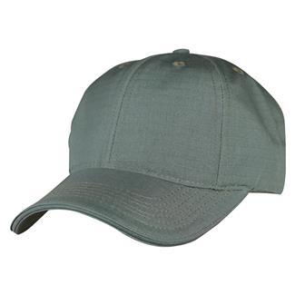Tru-Spec Poly / Cotton Ripstop Cap Marine Green