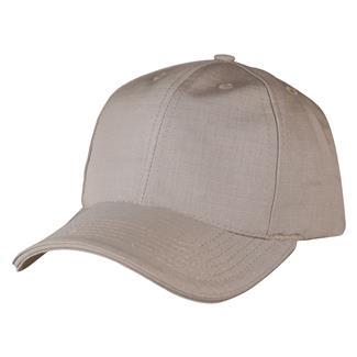 Tru-Spec Poly / Cotton Ripstop Cap Khaki