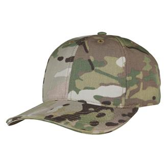 TRU-SPEC Poly / Cotton Ripstop Cap MultiCam