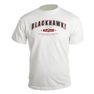 Blackhawk SS Dirtbag T-shirt White