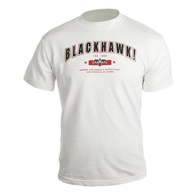 Blackhawk SS Dirtbag T-shirt White