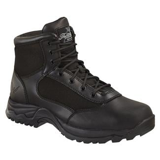 "Thorogood 6"" Guardian Lace-up Black"