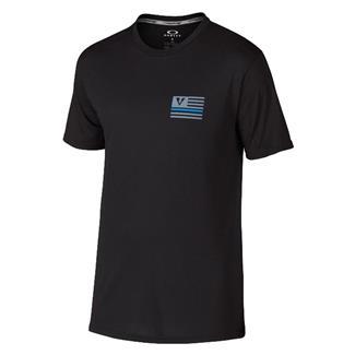 Oakley Thin Blue Line T-Shirt Jet Black
