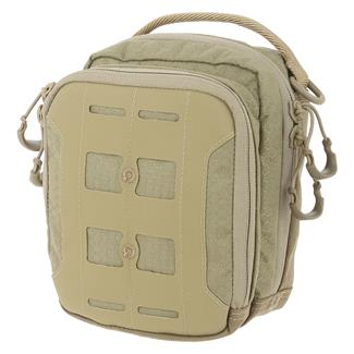 Maxpedition AGR Accordion Utility Pouch Tan