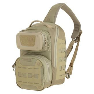 Maxpedition AGR Edgepeak Sling Pack Tan
