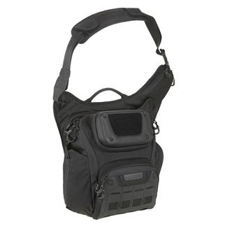 Maxpedition AGR Wolfspur Shoulder Bag Black