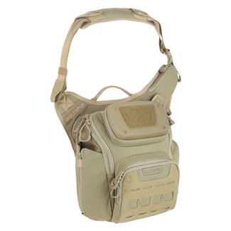 Maxpedition AGR Wolfspur Shoulder Bag Tan