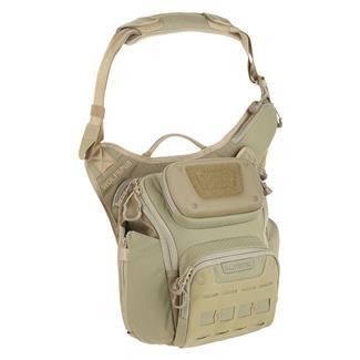 Maxpedition Wolfspur Shoulder Bag Tan
