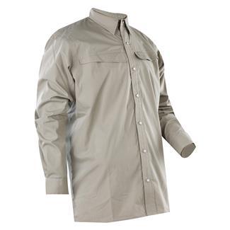 24-7 Series Pinnacle Shirt Khaki