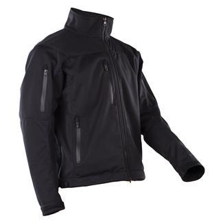 24-7 Series Raptor Softshell Jacket Black