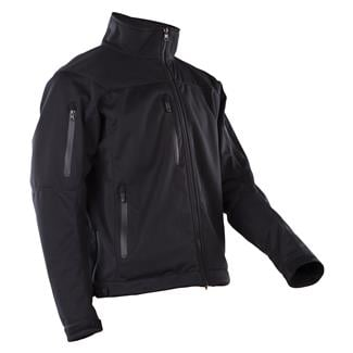 24-7 Series Raptor Softshell Jacket Black