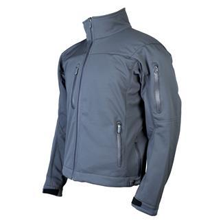 TRU-SPEC 24-7 Series Raptor Softshell Jacket Charcoal