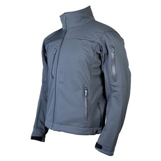 TRU-SPEC 24-7 Series Raptor Softshell Jacket Charcoal