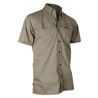 TRU-SPEC 24-7 Series Short Sleeve Pinnacle Shirt Khaki
