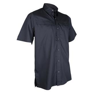 24-7 Series Short Sleeve Pinnacle Shirt Black