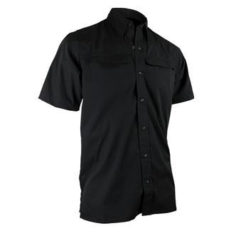 TRU-SPEC 24-7 Series Short Sleeve Pinnacle Shirt Black