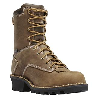 "Danner 8"" Logger WP 400G CT Brown"