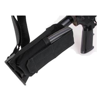 Blackhawk Buttstock Mag Pouch Black
