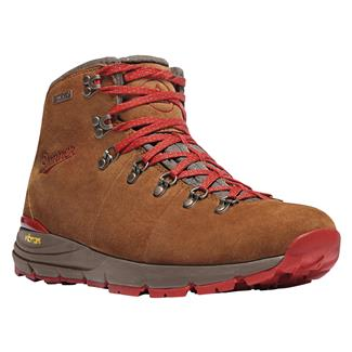 """Danner 4.5"""" Mountain 600 WP Brown / Red"""