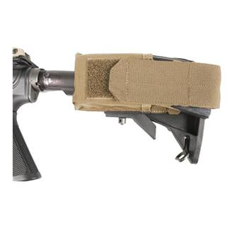 Blackhawk Buttstock Mag Pouch Coyote Tan