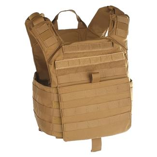 Shellback Tactical Banshee Rifle Plate Carrier Coyote Tan