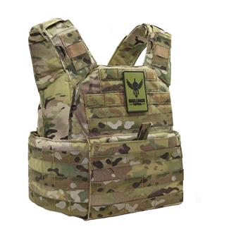 Shellback Tactical Banshee Rifle Plate Carrier MultiCam