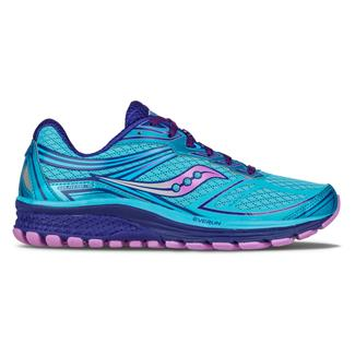 Saucony Guide 9 Blue / Purple / Pink