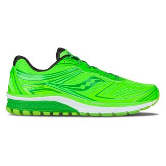 Saucony RunPops Guide 9 Toe The Lime