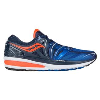 Saucony Hurricane Iso 2 Navy / Blue / Orange