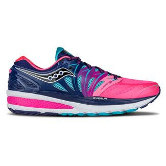 Saucony Hurricane Iso 2 Blue / Pink
