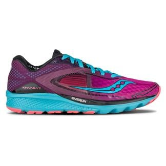 Saucony Kinvara 7 Pink / Purple / Blue