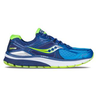 Saucony Omni 15 Twilight / blue / Citron
