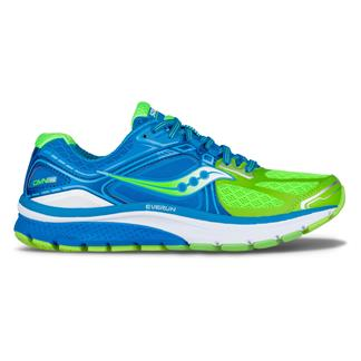 Saucony Omni 15 Blue / Slime / Gray
