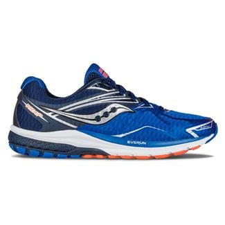 Saucony Ride 9 Gray / Blue / Orange
