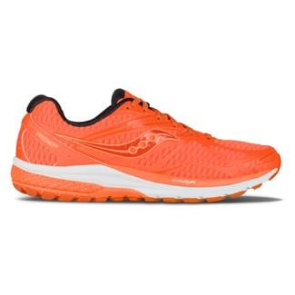 Saucony RunPops Ride 9 Outkick Orange
