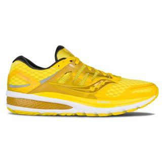 Saucony RunPops Triumph Iso 2 Long Run Lemon