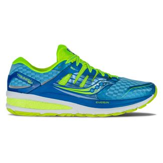 Saucony Triumph Iso 2 Blue / Light Blue / Citron