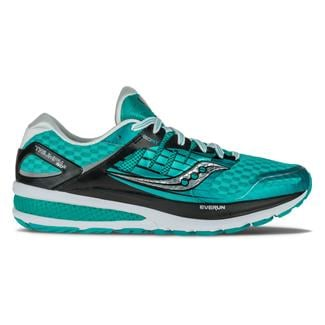 Saucony Triumph Iso 2 Teal / Black / White