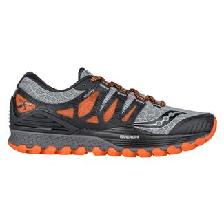 Saucony Xodus Iso Gray / Orange / Black
