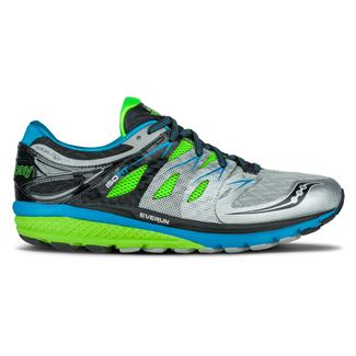 Saucony Zealot Iso 2 Blue / Slime / Silver