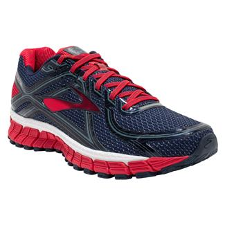 Brooks Adrenaline GTS 16 Peacoat / High Risk Red / China Blue