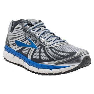 Brooks Beast 16 Silver / Electric Brooks Blue / Ebony