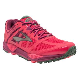 Brooks Cascadia 11 Teaberry / Duck Green / Raspberry Radiance