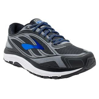 Brooks Dyad 9 Asphalt / Electric Brooks Blue / Black