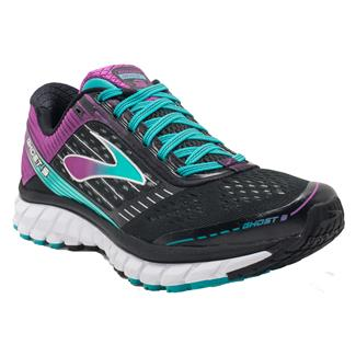Brooks Ghost 9 Black / Sparkling Grape / Ceramic