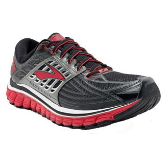 Brooks Glycerin 14 Black / High Risk Red / Anthracite