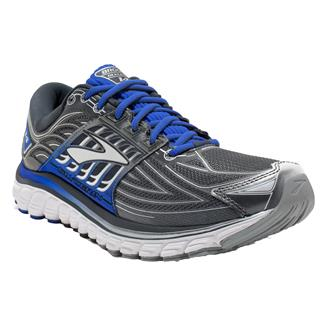 Brooks Glycerin 14 Anthracite / Electric Brooks Blue / Silver